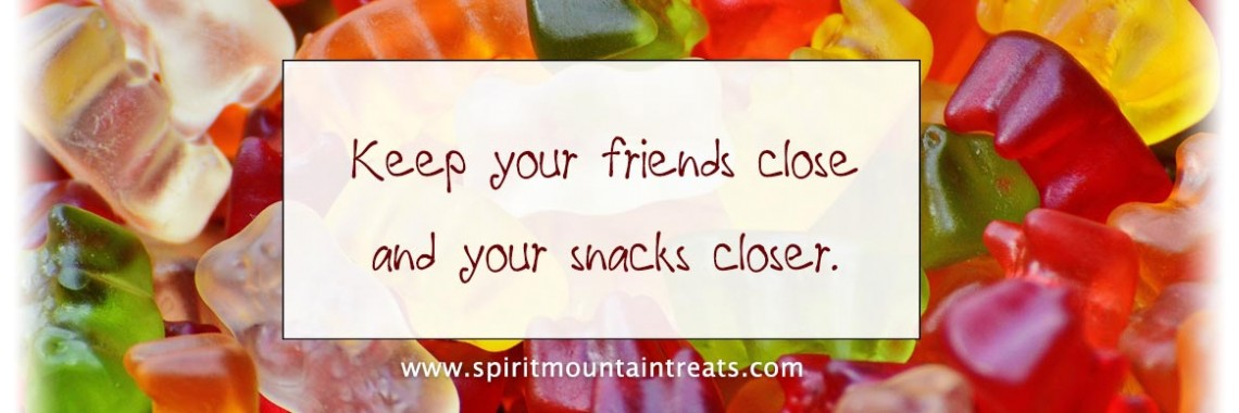 Keep Your Snacks Close